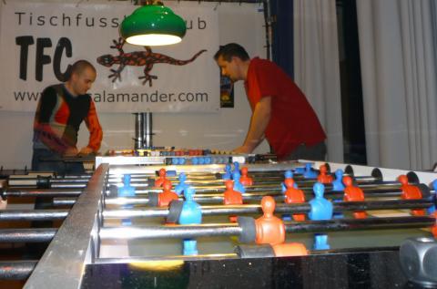 2009 Training im Schweiger Treff